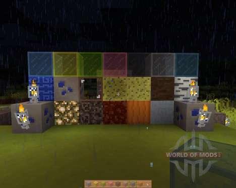 Die Finden [16х][1.8.1] für Minecraft
