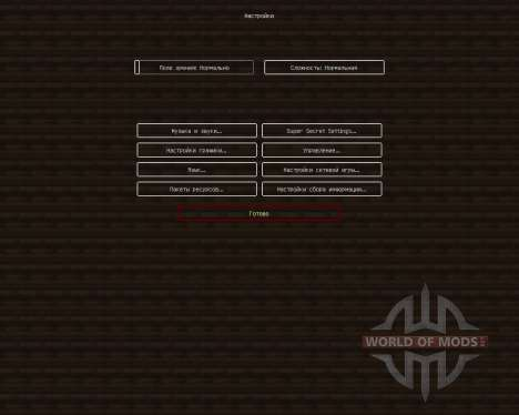 Modern [16x][1.7.2] für Minecraft