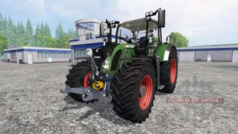 Fendt 724 Vario SCR v2.0 für Farming Simulator 2015