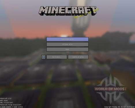 D_Flat [16][1.7.2] pour Minecraft