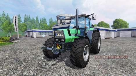 Deutz-Fahr AgroStar 6.61 v2.0 pour Farming Simulator 2015