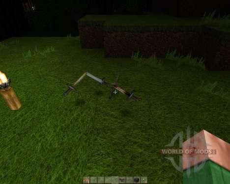 Wolion HD [128х][1.8.1] pour Minecraft