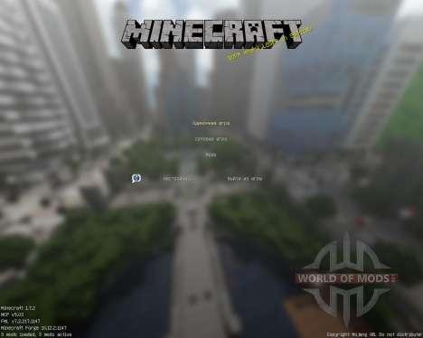HRF [256x][1.7.2] für Minecraft
