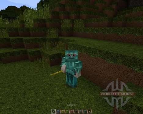 Affinität-HD [128х][1.8.1] für Minecraft