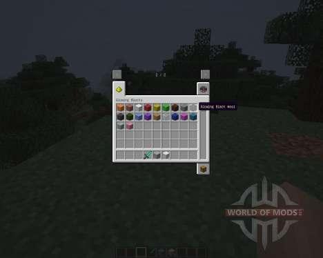 Camo Lights [1.7.2] für Minecraft