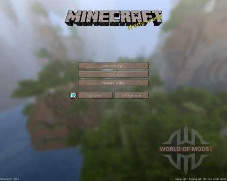 Hexacraft [128x][1.8.1] pour Minecraft