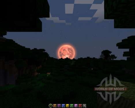 David Detailed [64x][1.7.2] pour Minecraft