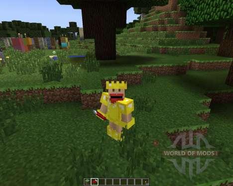 Stwante [16x][1.7.2] pour Minecraft