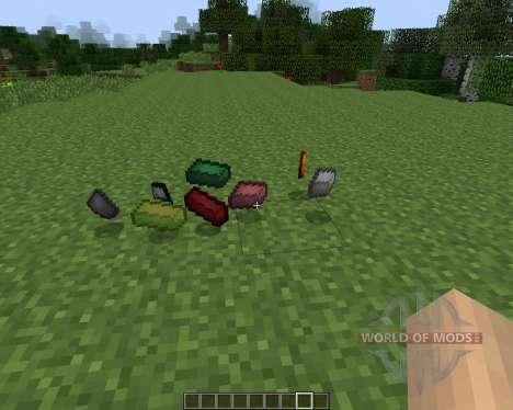 Ender IO [1.7.2] pour Minecraft