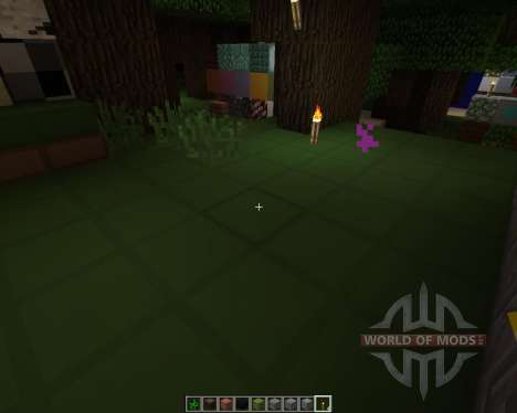StageOneSimple [16х][1.8.1] für Minecraft