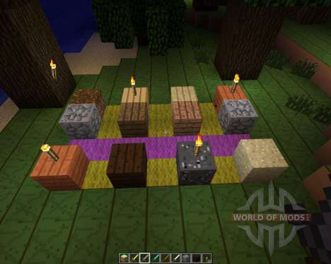 Towny Craft [16x][1.7.2] pour Minecraft