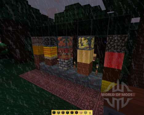 SRDs Chromatose [64x][1.7.2] für Minecraft