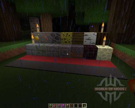 Rezupack [32x][1.7.2] pour Minecraft