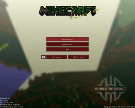 Pixelpack Charliewolves1 [16x][1.7.2] pour Minecraft