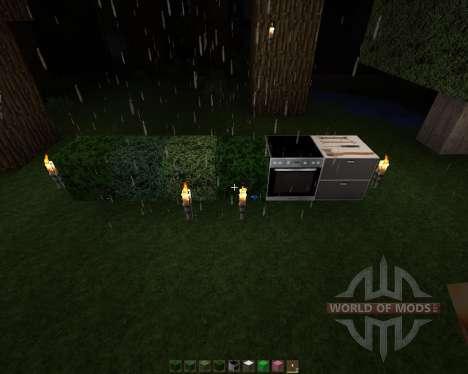 Arsenia [64x][1.7.2] für Minecraft