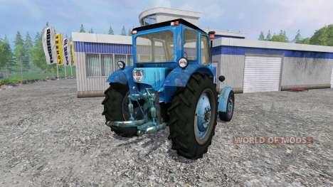 MTZ-50 pour Farming Simulator 2015