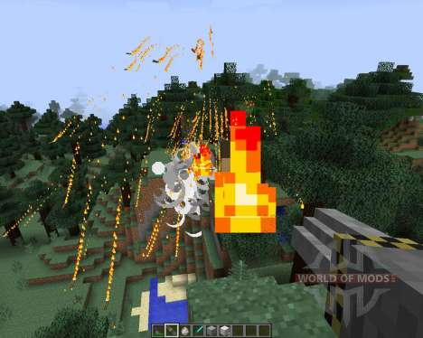 Torched [1.7.2] pour Minecraft