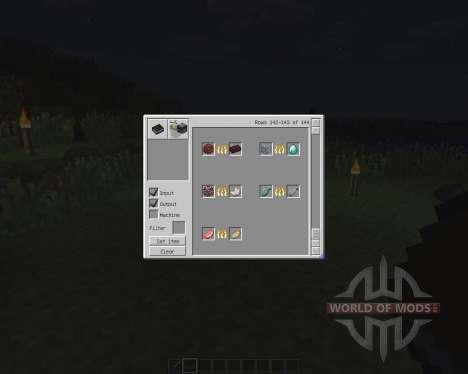 CraftGuide [1.6.2] pour Minecraft
