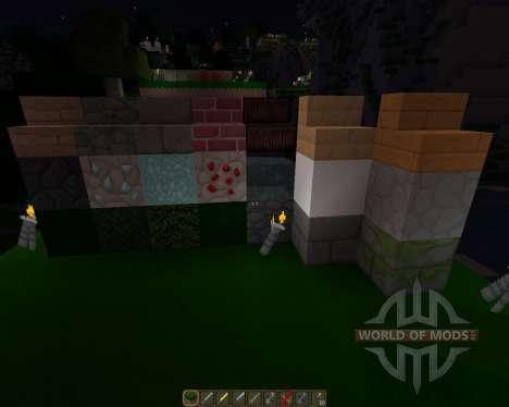 Pebbles [32x][1.7.2] für Minecraft