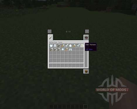 Nether Star Tools [1.7.2] pour Minecraft