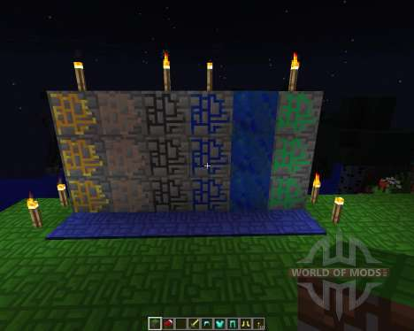Elements Now [16x][1.7.2] für Minecraft