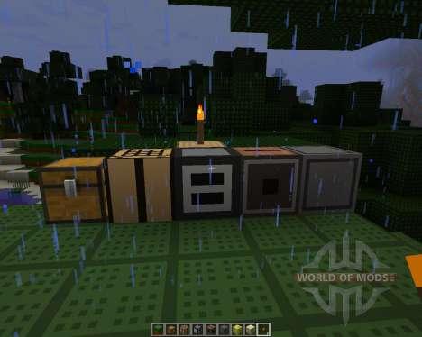 SimplyPlain [16x][1.7.2] pour Minecraft