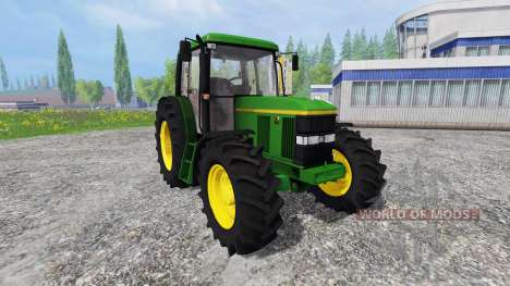 John Deere 6410 pour Farming Simulator 2015