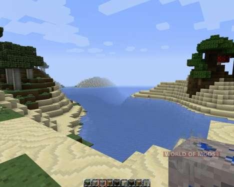Kalos [16x][1.8.1] für Minecraft