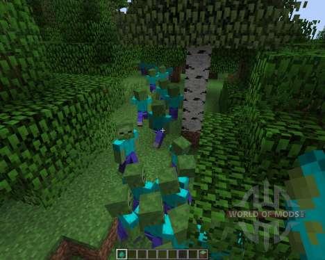CrackedZombie [1.7.2] für Minecraft