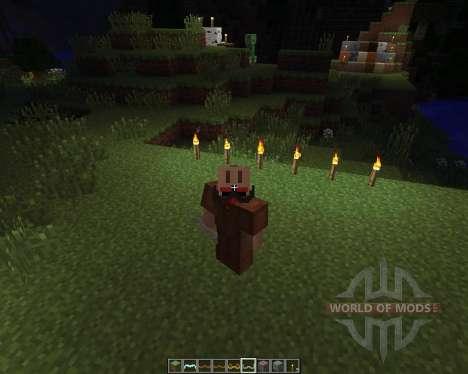 Mustache Craft [16x][1.7.2] pour Minecraft