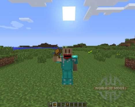 Chest Transporter [1.6.2] für Minecraft