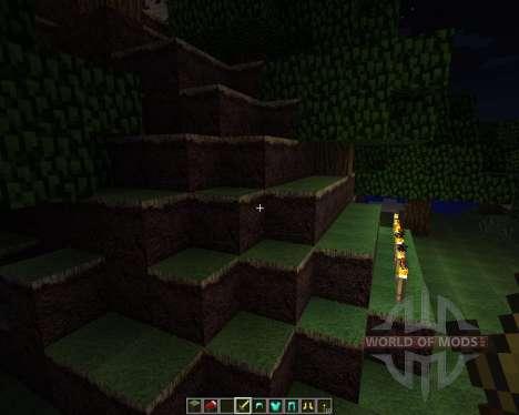 Abstaria [128x][1.7.2] pour Minecraft