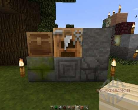 Pixel Reality [32x][1.7.2] pour Minecraft