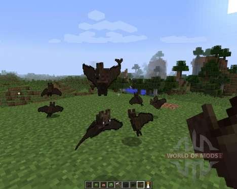 Craftable Animals [1.7.2] pour Minecraft