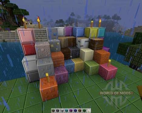 Simplex [64x][1.7.2] pour Minecraft