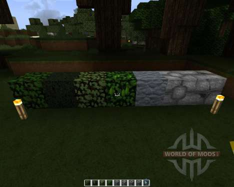 Absolution [128х][1.8.1] für Minecraft