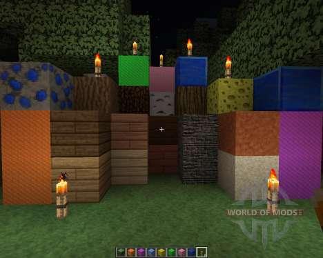 Nittle Craft [32x][1.7.2] für Minecraft