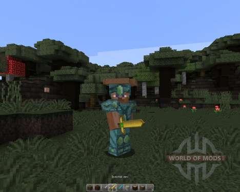 Darklands [32х][1.8.1] pour Minecraft