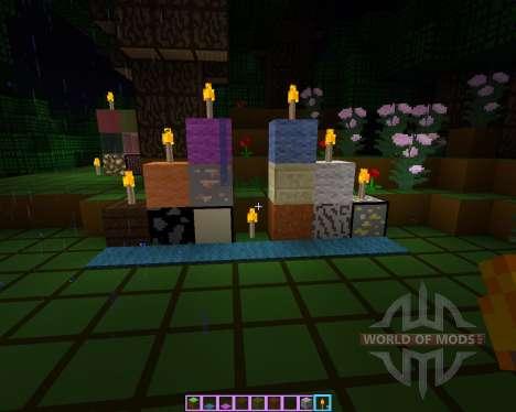 Diamond Craft [32x][1.7.2] für Minecraft