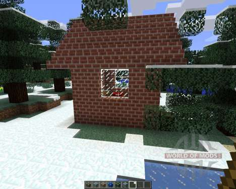 Insta House [1.6.2] pour Minecraft