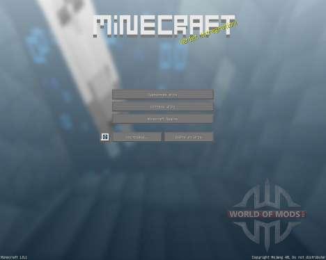GarkCraft [16x][1.8.1] pour Minecraft