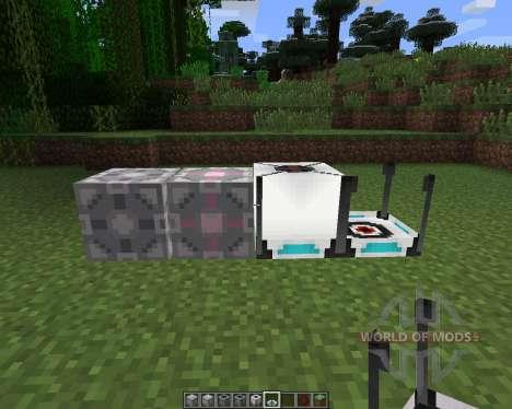 Portal Gun [1.6.2] für Minecraft