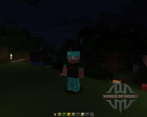 DEM Texturen [128х][1.8.1] für Minecraft