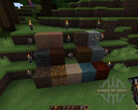 Hogwarts Creative [64x][1.7.2] für Minecraft