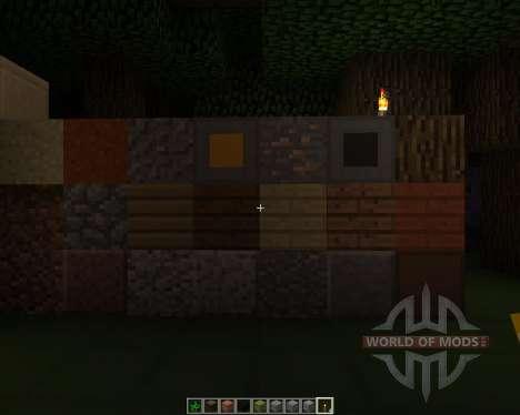 StageOneSimple [16х][1.8.1] pour Minecraft