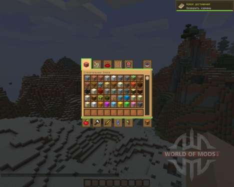 Sunny Craft [16x][1.8.1] pour Minecraft