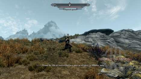 Vilja in Skyrim [4.01] für Skyrim fünften Screenshot