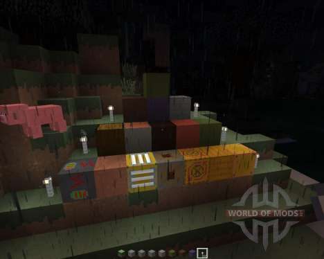 MechaniCraft [16x][1.8.1] pour Minecraft
