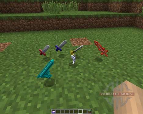 Touhou Items [1.6.2] für Minecraft
