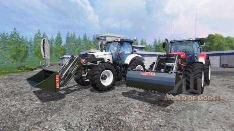 Case IH Puma CVX 160 v1.4 für Farming Simulator 2015